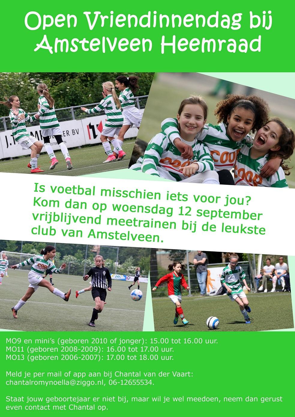 voetbal-vriendinnen-amstelveen